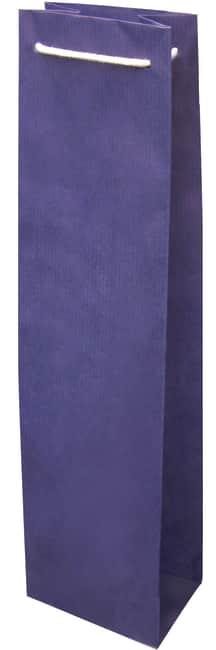 taška na víno,papír,barva modrofialová,1FBBB006001