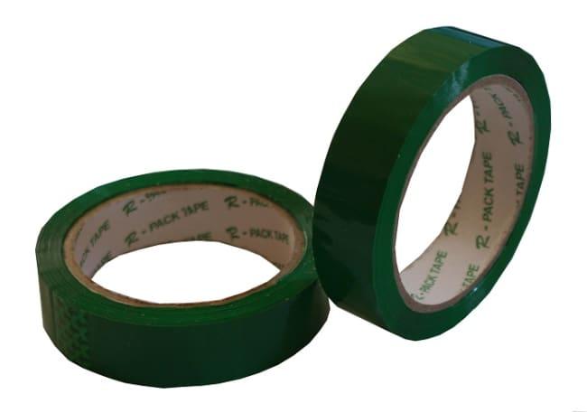 Balicí lepicí páska 24 mm x 66 m zelená