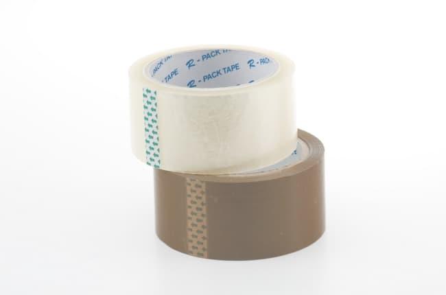 Balící lepící páska TRANSPARENT 48 x 66 Standard