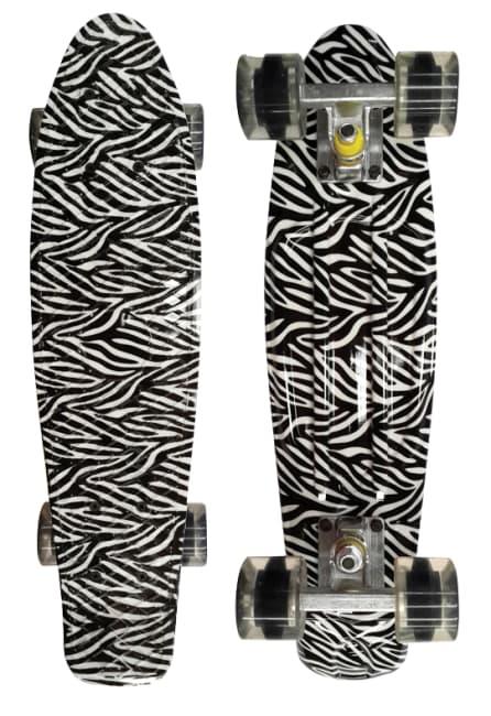 Pennyboard Zebra