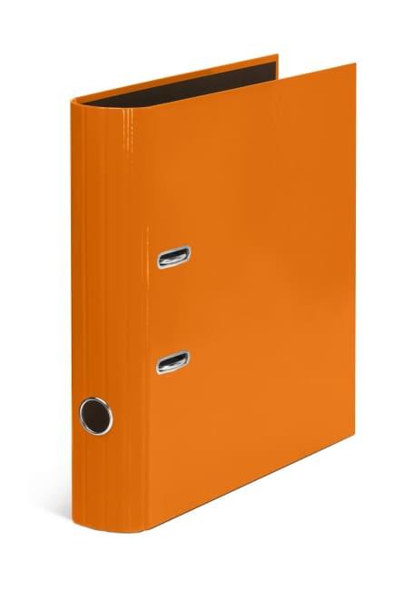 Pořadač A4 pákový 7,5 cm, lamino – CANTEIRA/oranžový