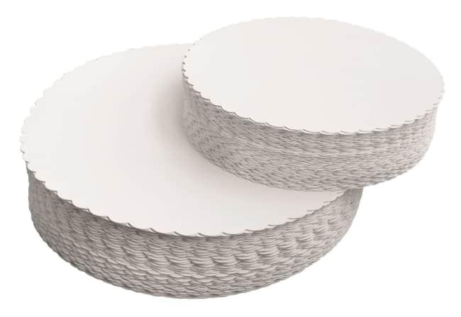 lepenkové podložky pod dort 30 triplex/H, průměr 30 cm, v balení 10ks