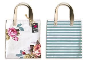 módní textilní taška