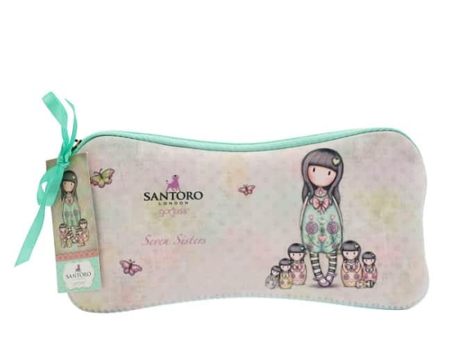 Neoprenový penál Santoro London - Seven Sisters