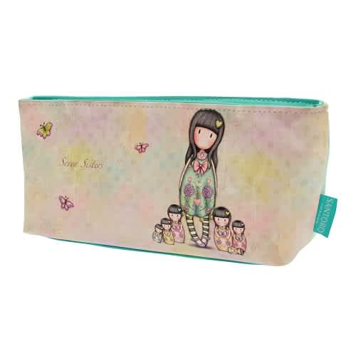 Pouzdro/kosmetická taška Santoro London - Seven Sisters