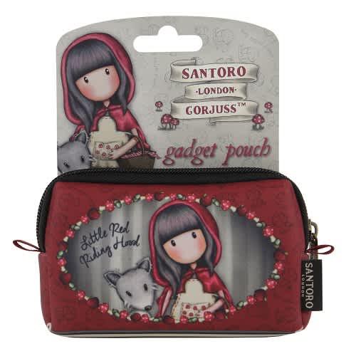 Neoprenové pouzdro na drobnosti Santoro London - Little Red Riding Hood