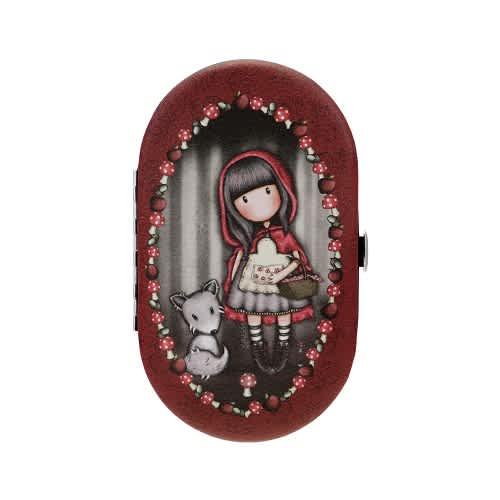 Manikúra Santoro London - Little Red Riding Hood, rozměry: 12 x 7 x 2cm