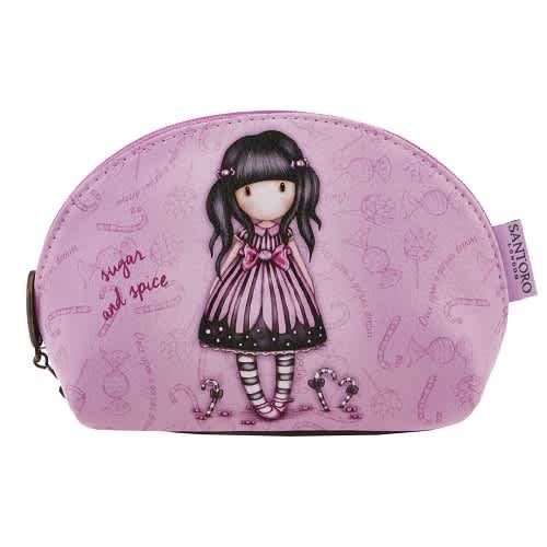 Kosmetická taška Santoro London - Sugar And Spice , Rozměry: 15 x 11 x 5,5 cm