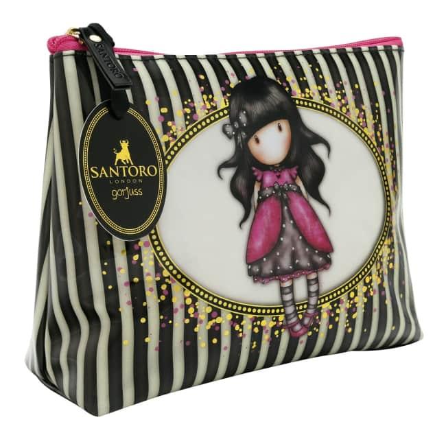 Kosmetická taška velká Santoro London – Ladybird, Rozměry: 18 x 22 x 9 cm