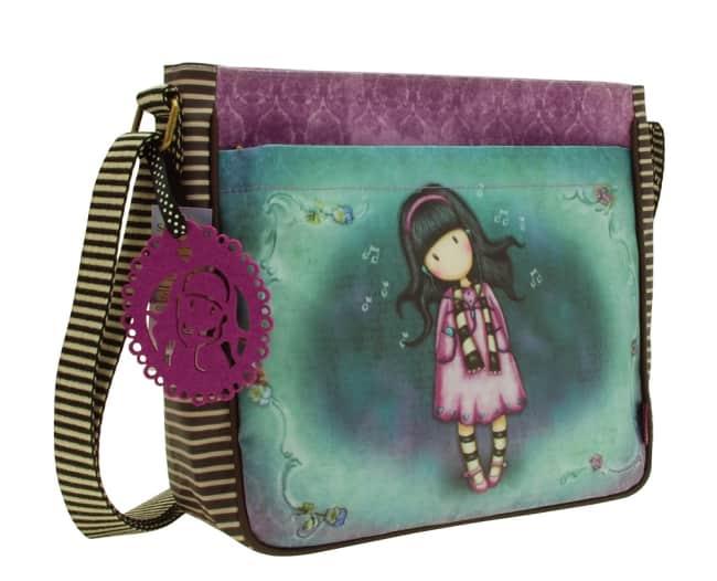 Taška přes rameno Santoro - Little Song,Rozměry: 30 x 8 x 25 cm