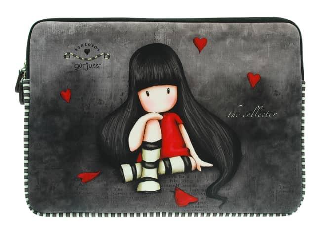 "Neoprenový obal na notebook 13"" Santoro London – The Collector, 34.3 x 25,6 x 1.5cm"