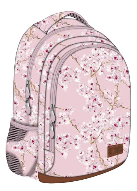 studentský batoh St.RIGHT - Blossom,17 2 komorový
