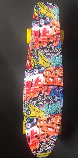 Pennyboard Graffity
