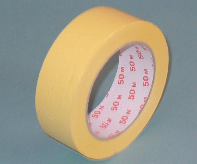 sam. pásky maskovací (krep) R-pack Tape 50x50, 24ks/karton