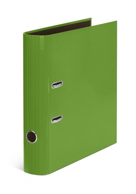 Pořadač A4 pákový 7,5 cm, lamino – CANTEIRA/zelený