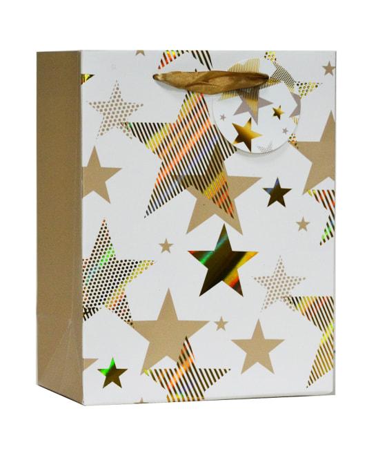 Taška dárková 30 x 42 x 12, balení 12ks, mix motivů