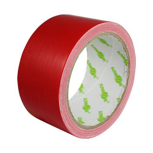 lepící páska textilní POWER TAPE 48mm x 10m - červená