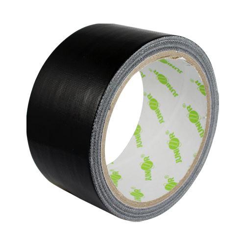 lepící páska textilní POWER TAPE 48mm x 10m - černá