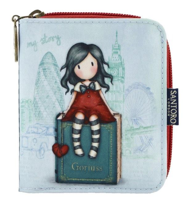 Peněženka malá Santoro London – My Story, Rozměry: 12 x 9 x 3 cm