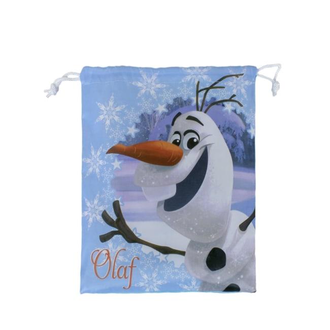 Sáček na přezůvky Frozen ´´ Olaf ´´