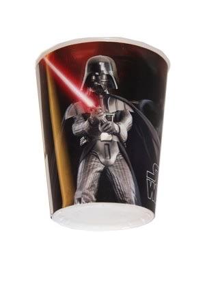 Plastové kelímky 3D. Star Wars ,, Darth Vader ´´ , vhodné do myčky