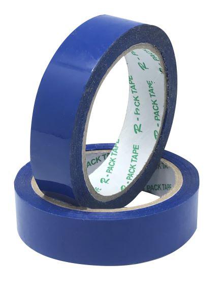 Balicí lepicí páska 24 mm x 66 m modrá