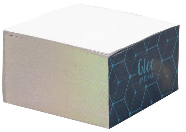 Memo blok 500 listů, papír 70g, 80x80x42mm
