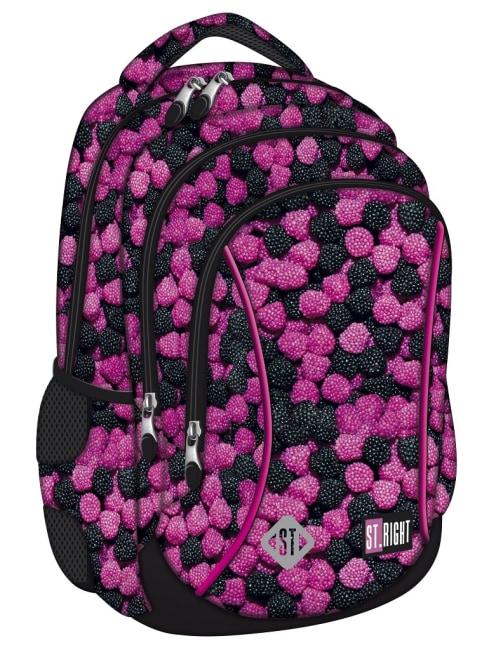 studentský batoh St.RIGHT - Berries,15 3 komorový