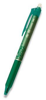 Roller gelový PILOT Frixion Clicker 0,7 zelený
