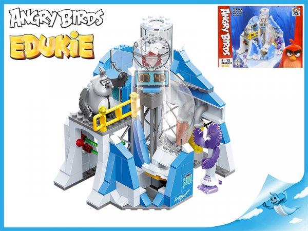 Stavebnice EDUKIE Angry Birds stanice 195ks