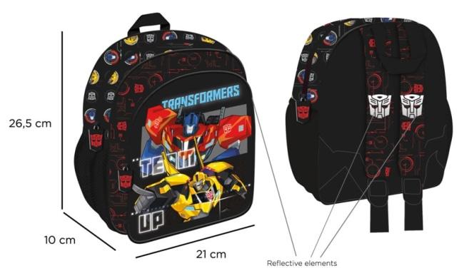 Batůžek 10 Transformers