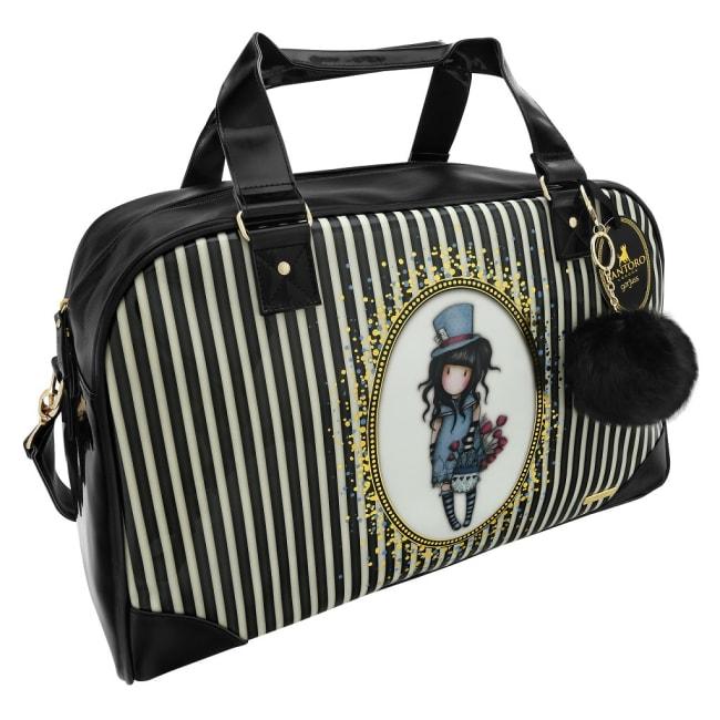 Cestovní taška Santoro London – The Hatter, Rozměry: 48 x 30 x 16 cm
