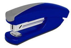 sešívačka střední modrá