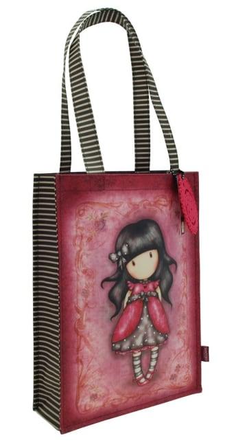 Nákupní taška Santoro London – Ladybird, Rozměry: 25 x 35 x 9,5 cm
