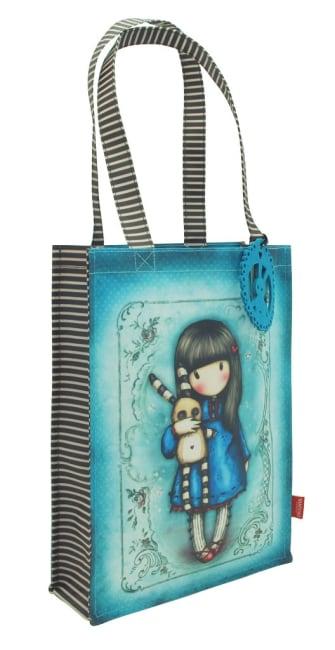 Nákupní taška Santoro London – Hush Little Bunny, Rozměry: 25 x 35 x 9,5 cm