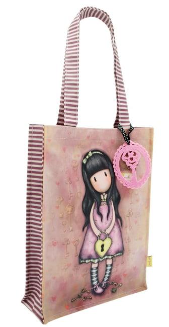 Nákupní taška Santoro London – The Secret, Rozměry: 25 x 35 x 9,5 cm