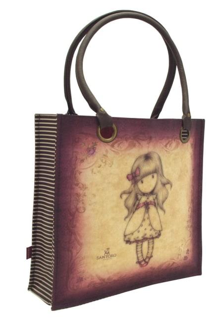Nákupní taška velká Santoro London – Ladybird, Rozměry: 35 x 35 x 12 cm