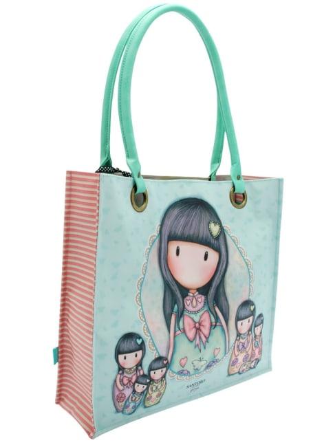Nákupní taška velká Santoro London – Seven Sisters, Rozměry: 35 x 35 x 12 cm