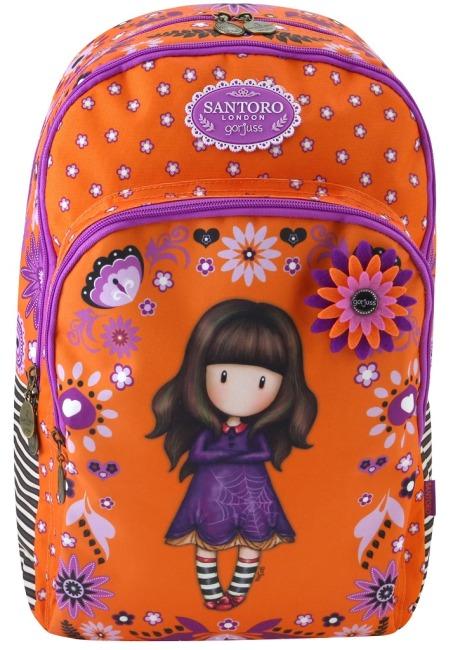 Školní batoh Santoro London - Cobwebs, Rozměry: 44 x 28,5 x 14 cm