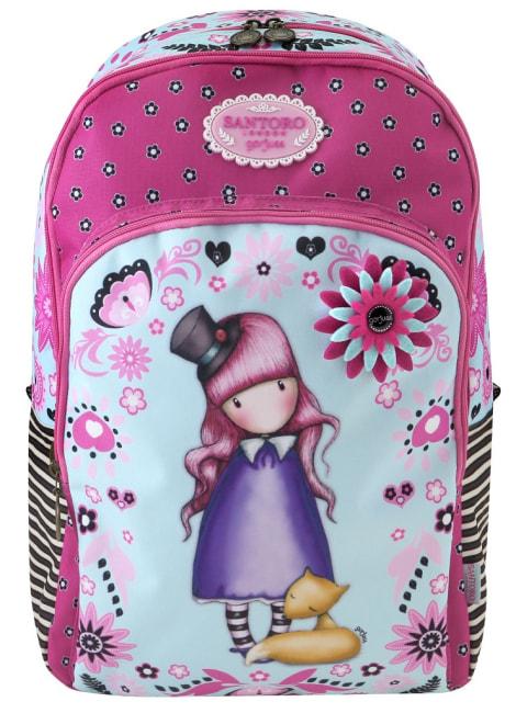 Školní batoh Santoro London - The Dreamer, Rozměry: 44 x 28,5 x 14 cm