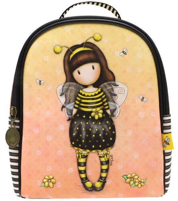 Batůžek  Santoro London – Bee-Loved (Just Bee-Cause), 25 x 24 x 11 cm