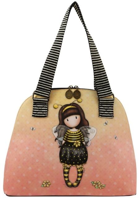 Kabelka  Santoro London – Bee-Loved (Just Bee-Cause),42x 28.8 high x 14 cm