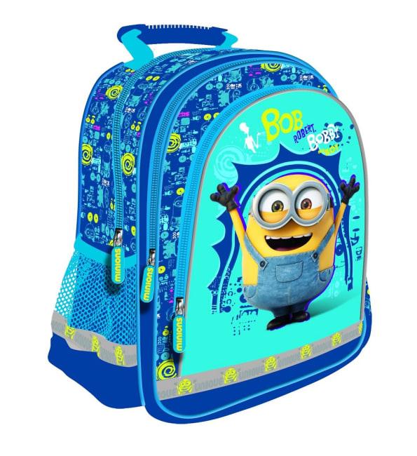 Školní  batoh 15 Mimoni (2016)