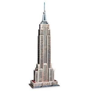 3D Puzzle - Empire State Building