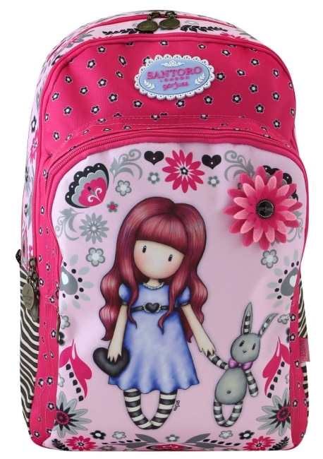 Školní batoh Santoro London -  My Gift to You, Rozměry: 44 x 28,5 x 14 cm