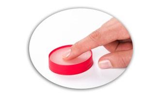 Zvlhčovač prstů Kores 15 ml