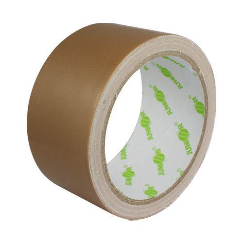 lepící páska textilní POWER TAPE 48mm x 10m - hnědá