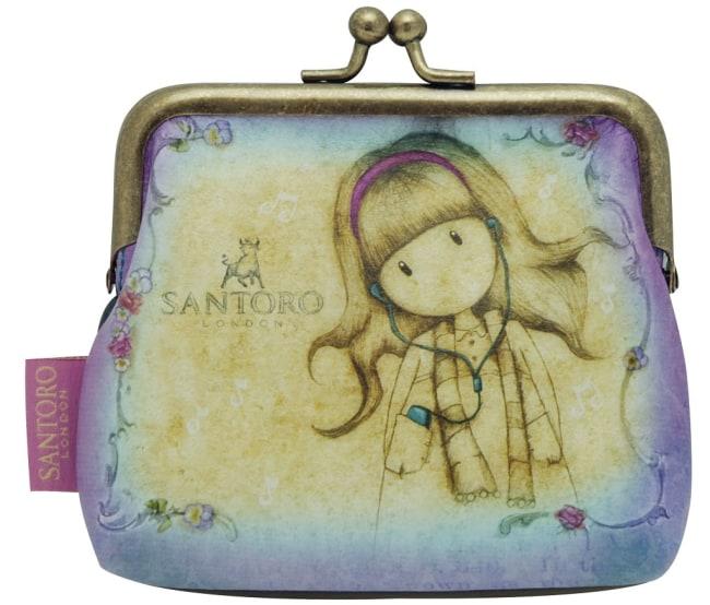 Santoro London peněženka se sponou malá – Little Song