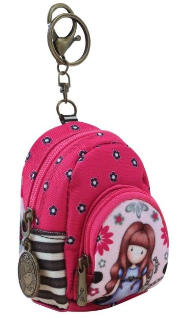 Klíčenka/peněženka batoh Santoro London – My Gift to You, Rozměry: 8 x 10 x 5.5cm