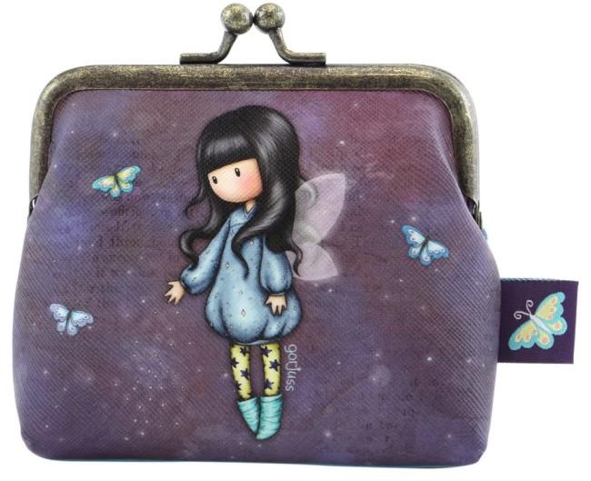 Santoro London peněženka se sponou malá - Bubble Fairy